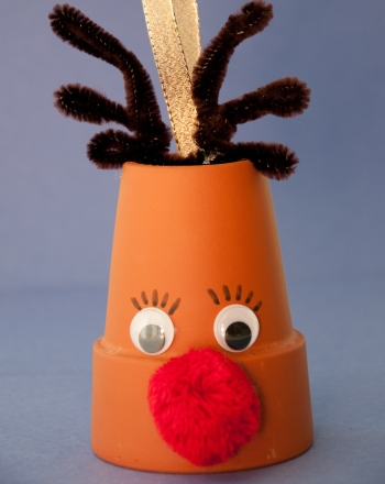 Kindergarten Holidays & Seasons Activities: Rudolph Craft