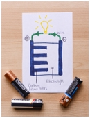 This science fair project idea outlines the principles and techniques behind paper batteries.