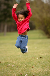 Physical Milestones: Kindergarten