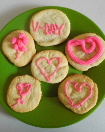 Fourth Grade Recipes Activities: Valentine Cookies