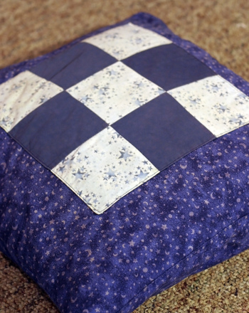 Fifth Grade Arts & crafts Activities: Make a Recycled Pillow Cover
