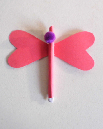 Second Grade Holidays & Seasons Activities: Pink and Purple Butterfly