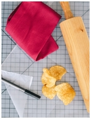 How greasy are your potato chips? Students will use a reliable method to quantify greasiness and compare different brands in this great science fair project.