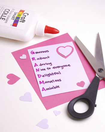 Third Grade Reading & Writing Activities: Valentine Acrostic Poem
