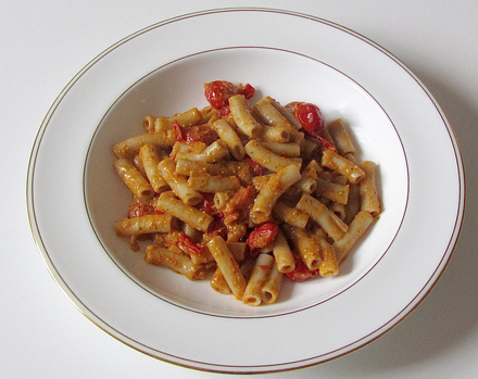 Fourth Grade Recipes Activities: Tomato Penne