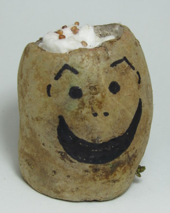 Preschool Science Activities: Potato Craft