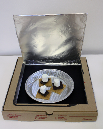 Middle School Science Science Projects: How to Make a Solar Oven