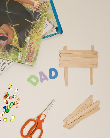 First Grade Holidays Activities: Father's Day Plaque