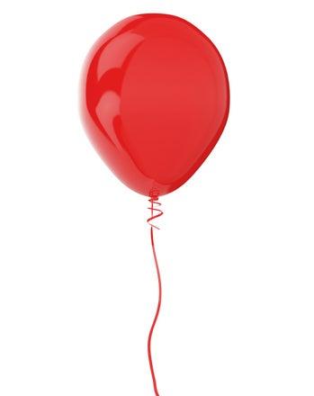 Baking Soda and Vinegar Balloon | Science project