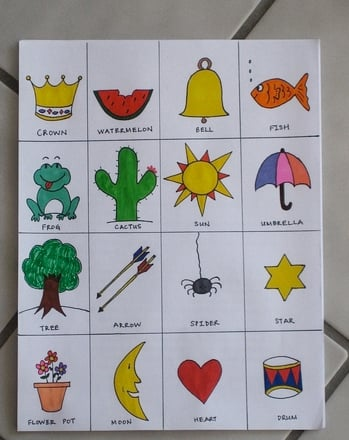 graphic about Printable Loteria Mexicana named Crank out and Perform a Loteria Board Match Recreation