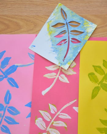 How to Make a Stencil | Activity | Education com
