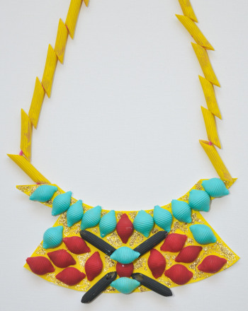Second Grade Arts & crafts Activities: Egyptian Necklace
