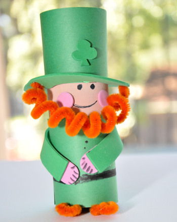Third Grade Holidays & Seasons Activities: Little Leprechaun