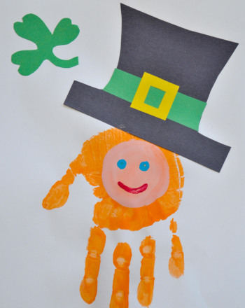 First Grade Holidays & Seasons Activities: Leprechaun Beard
