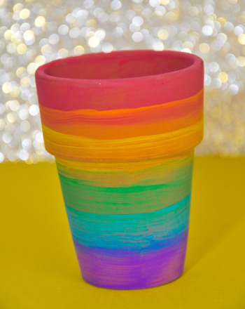First Grade Arts & crafts Activities: Rainbow Order