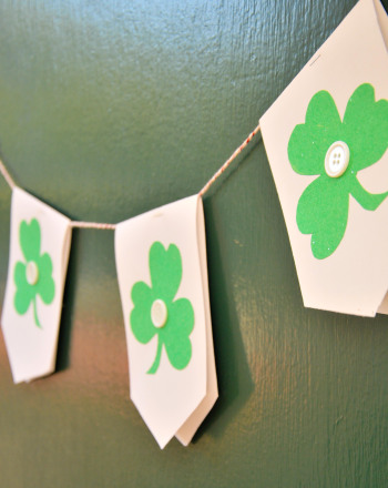 Fourth Grade Holidays Activities: St. Patrick's Day Decor