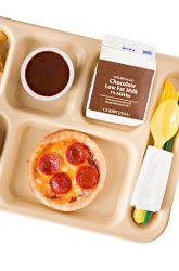 should states ban junk food in schools