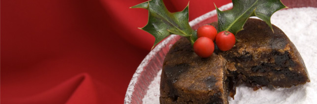 Three Recipes for an Olde English Christmas
