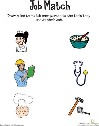 Kindergarten Social Studies Worksheets & Free Printables ...