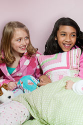 7 Ways to Prepare for Your Kid's First Sleepover