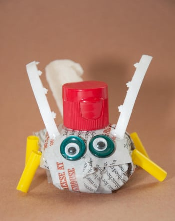 First Grade Holidays Activities: Litter Bug