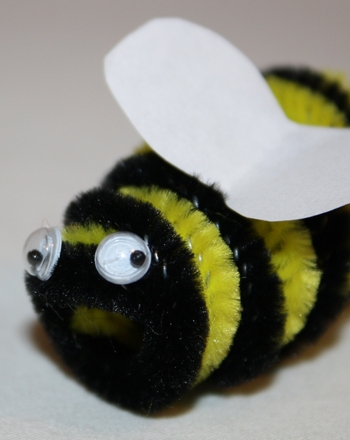 First Grade Holidays & Seasons Activities: Baby Bumblebee