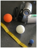 This is a fantastic and easy science experiment where kids will learn about elasticity by testing how high bouncy balls of different materials can bounce.