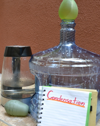 Fifth Grade Science Science Projects: What is Condensation?