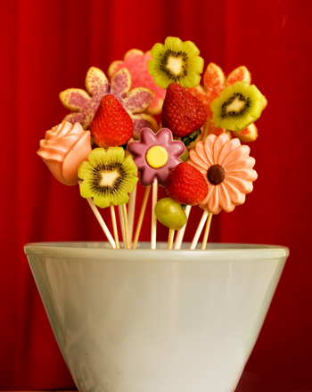 First Grade Holidays & Seasons Activities: Edible Flowers