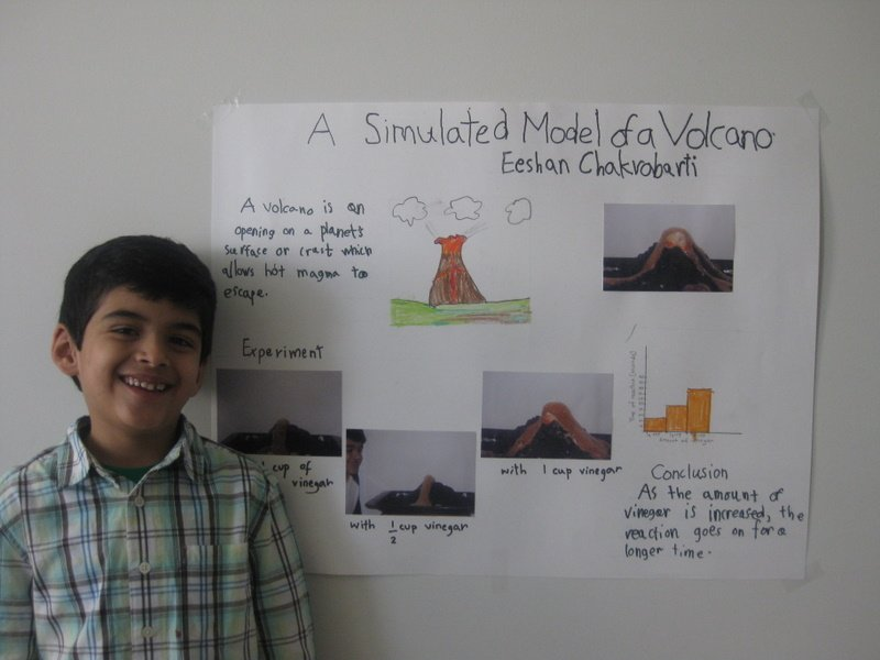 volcano science project hypothesis Working on a science fair project is a great way for your kids to learn about   child to use further questions to develop a hypothesis – a statement that  describes.