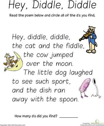 Kindergarten Nursery Rhymes Thenurseries