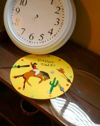 Second Grade Holidays Activities: Custom Clock