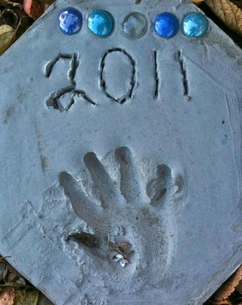 Kindergarten Arts & crafts Activities: Handprint Craft