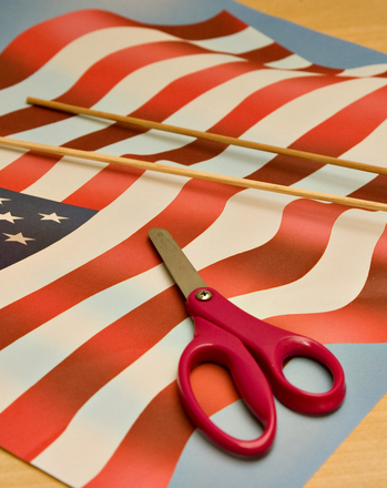 Fourth Grade Arts & crafts Activities: How to Build a Freedom Kite