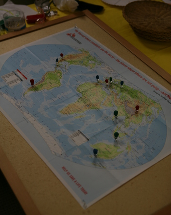 Second Grade Holidays Activities: Map My Ancestors