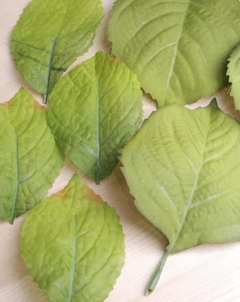 Kindergarten Holidays & Seasons Activities: Leaf Tessellations