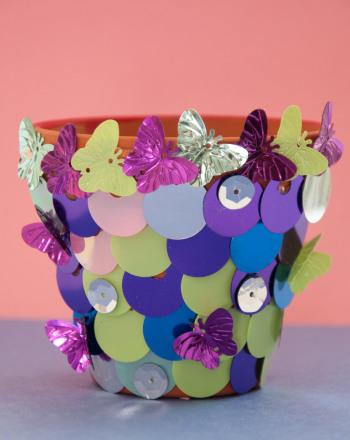 Third Grade Seasons Activities: Decorative Pottery