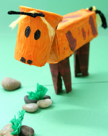 Second Grade Reading & Writing Activities: Papier-Mâché Characters
