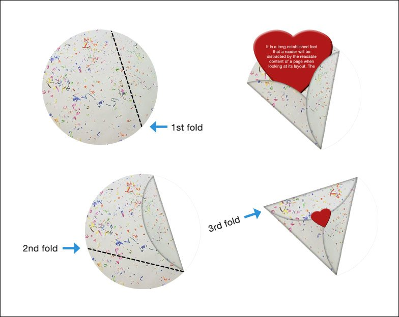paper heart directions
