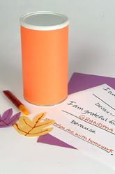 "Third Grade Reading & Writing Activities: Make a Family ""Thankful Box"""