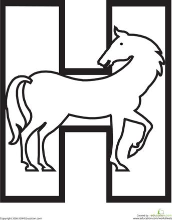 Animal Alphabet Letter...