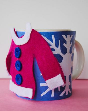 Fifth Grade Holidays & Seasons Activities: Mug Cozy