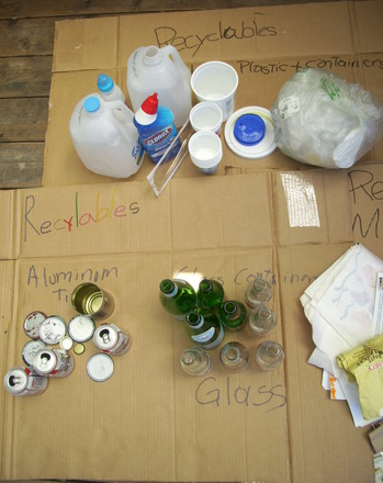 Second Grade Social studies Activities: How to Start Recycling