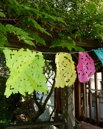 Second Grade Arts & Crafts Activities: Papel Picado