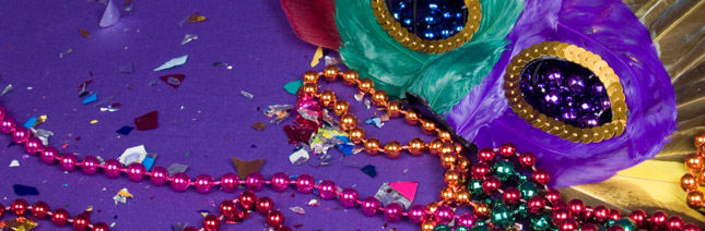 Throw a Kid-Friendly Mardi Gras Party