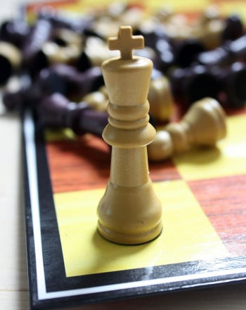 "High School Science Science projects: Is There an ""A"" in Chess?"