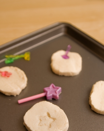Kindergarten Science Activities: Fossil Cookies