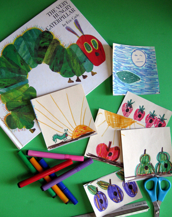 Craft Story Sequence Cards Activity