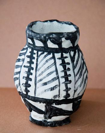 Fourth Grade Arts & crafts Activities: Acoma Pottery Craft