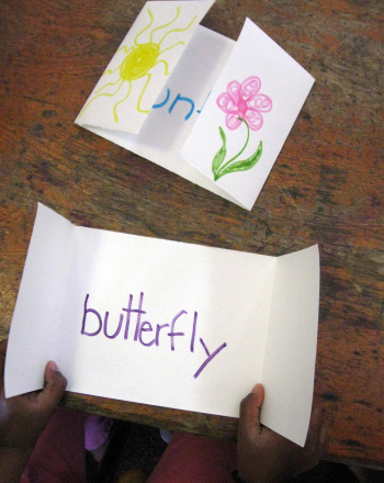 First Grade Reading & Writing Activities: Compound Word Art